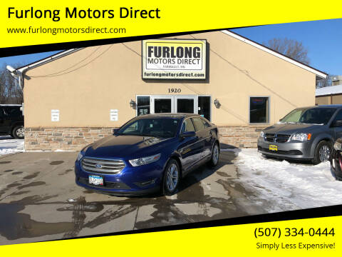 2013 Ford Taurus for sale at Furlong Motors Direct in Faribault MN