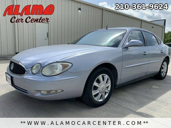 2005 Buick LaCrosse for sale at Alamo Car Center in San Antonio TX