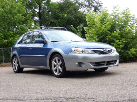 2009 Subaru Impreza for sale at The Auto Depot in Raleigh NC
