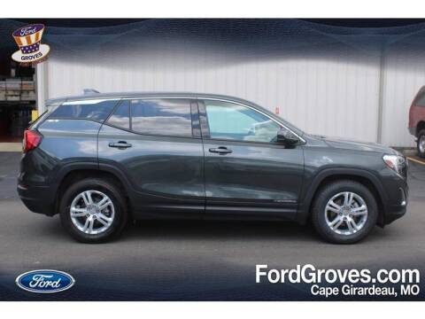 2020 GMC Terrain for sale at JACKSON FORD GROVES in Jackson MO