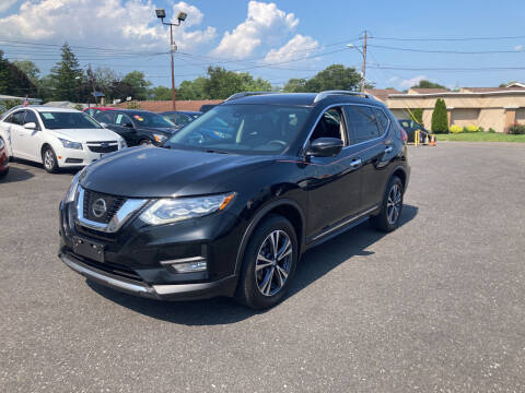2017 Nissan Rogue for sale at Majestic Automotive Group in Cinnaminson NJ
