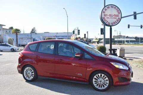 2017 Ford C-MAX Energi for sale at San Mateo Auto Sales in San Mateo CA