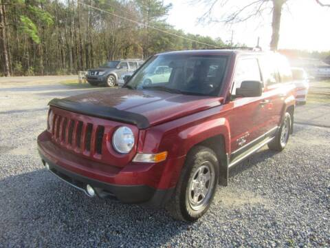 2014 Jeep Patriot for sale at Bullet Motors Charleston Area in Summerville SC