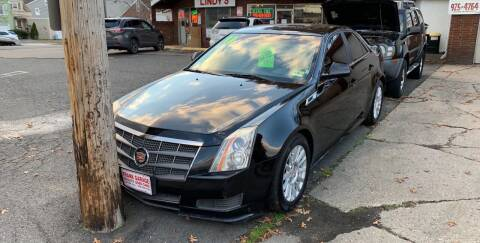 2011 Cadillac CTS for sale at Frank's Garage in Linden NJ