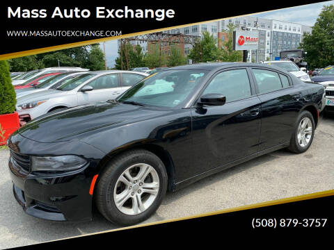 2019 Dodge Charger for sale at Mass Auto Exchange in Framingham MA