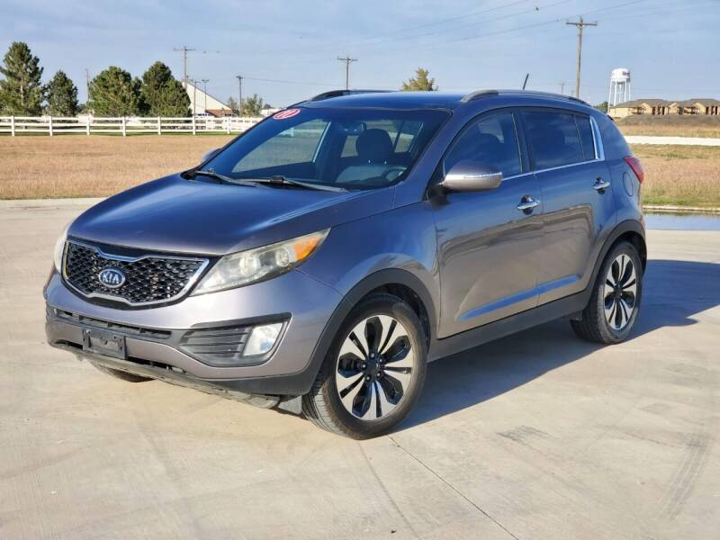 2011 Kia Sportage for sale at Chihuahua Auto Sales in Perryton TX