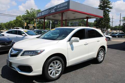 2017 Acura RDX for sale at Deals N Wheels 306 in Burlington NJ