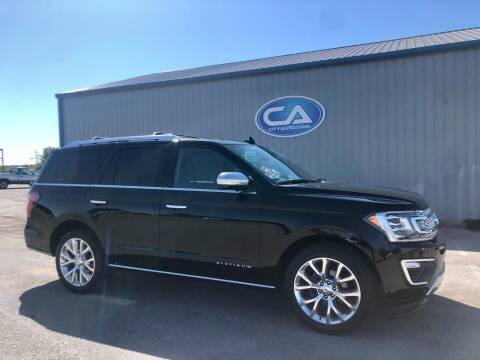 2018 Ford Expedition for sale at City Auto in Murfreesboro TN
