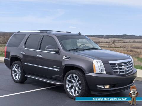 2010 Cadillac Escalade for sale at Bob Walters Linton Motors in Linton IN