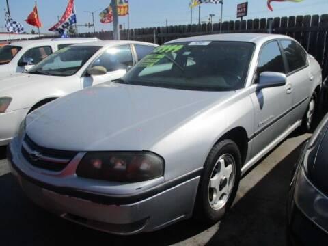 2000 Chevrolet Impala for sale at Car One - CAR SOURCE OKC in Oklahoma City OK