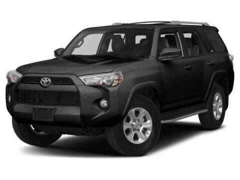 2018 Toyota 4Runner for sale at Terry Lee Hyundai in Noblesville IN