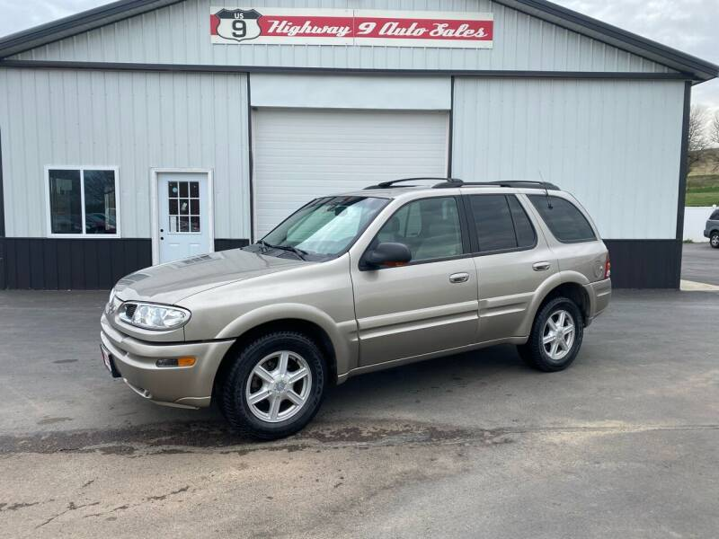 2002 Oldsmobile Bravada for sale at Highway 9 Auto Sales - Visit us at usnine.com in Ponca NE