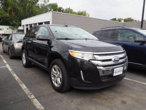2014 Ford Edge for sale at MAPLECREST FORD LINCOLN USED CARS in Vauxhall NJ