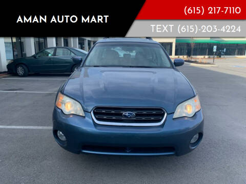 2006 Subaru Outback for sale at Aman Auto Mart in Murfreesboro TN