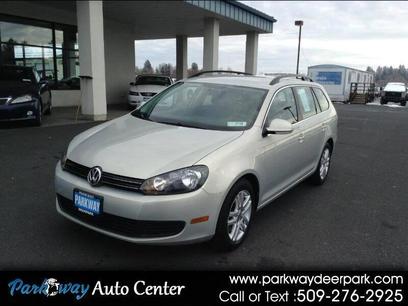 2011 Volkswagen Jetta for sale at PARKWAY AUTO CENTER AND RV in Deer Park WA