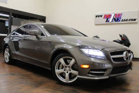 2013 Mercedes-Benz CLS for sale at Driveline LLC in Jacksonville FL