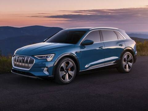 2019 Audi e-tron for sale at BMW OF NEWPORT in Middletown RI
