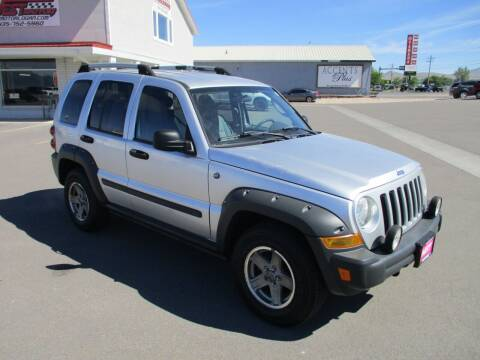 2006 Jeep Liberty for sale at West Motor Company in Hyde Park UT