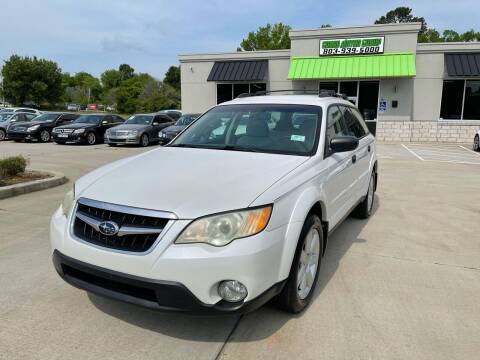 2009 Subaru Outback for sale at Cross Motor Group in Rock Hill SC