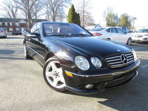 2004 Mercedes-Benz CL-Class for sale at K & S Motors Corp in Linden NJ