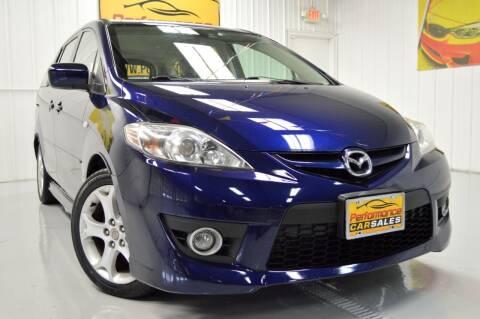 2008 Mazda MAZDA5 for sale at Performance car sales in Joliet IL