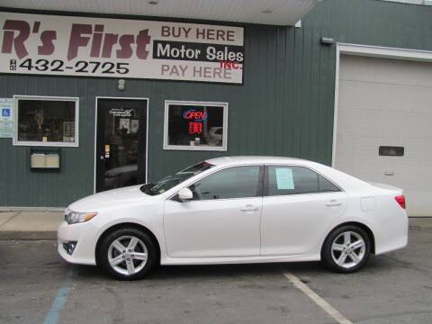 2014 Toyota Camry for sale at R's First Motor Sales Inc in Cambridge OH