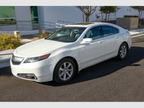 2012 Acura TL for sale at REVEURO in Las Vegas NV