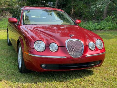 2006 Jaguar S-Type for sale at Choice Motor Car in Plainville CT