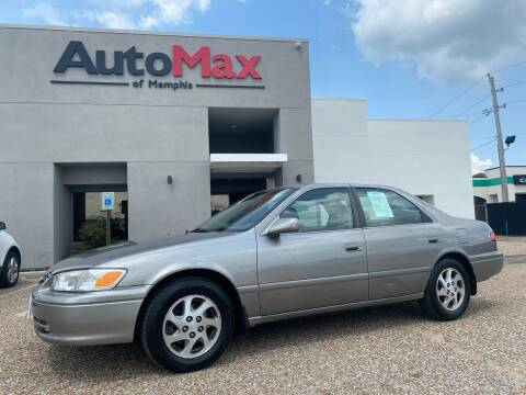 2000 Toyota Camry for sale at AutoMax of Memphis - Alex Vivas in Memphis TN