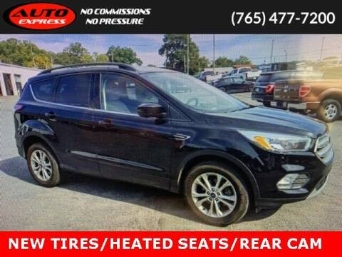 2018 Ford Escape for sale at Auto Express in Lafayette IN