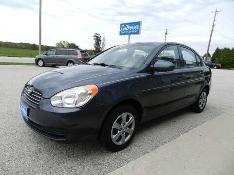 2009 Hyundai Accent for sale at Leitheiser Car Company in West Bend WI