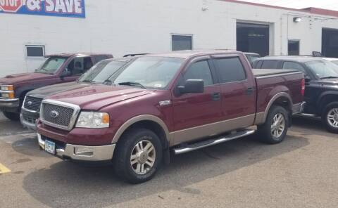 2005 Ford F-150 for sale at Tower Motors in Brainerd MN