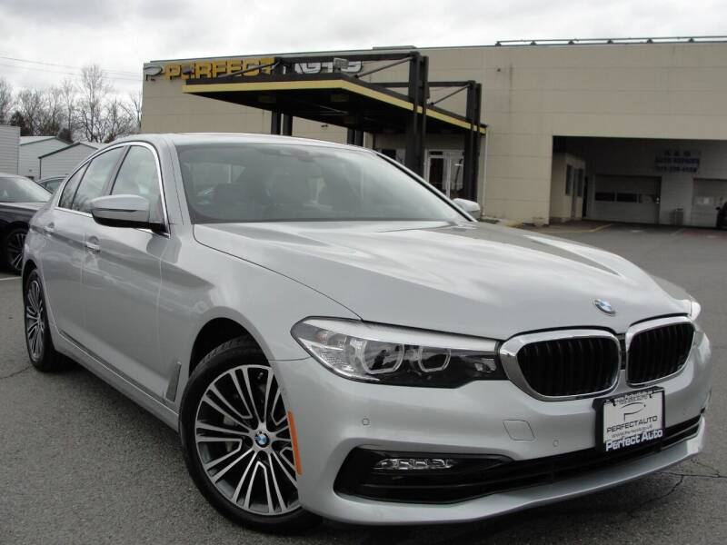 2018 BMW 5 Series for sale at Perfect Auto in Manassas VA