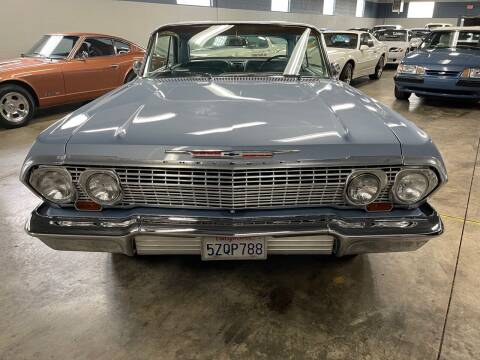 1963 Chevrolet Impala for sale at MICHAEL'S AUTO SALES in Mount Clemens MI