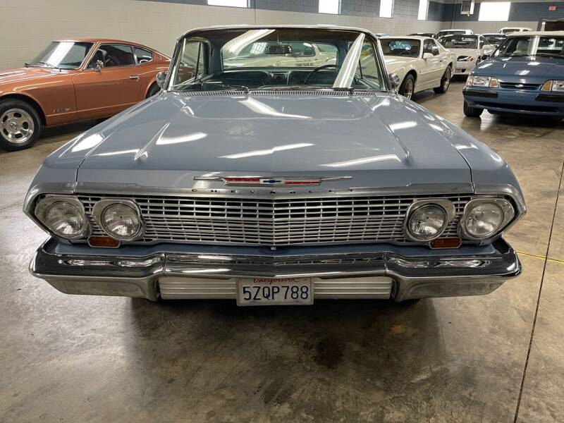 1963 Chevrolet Impala for sale in Mount Clemens, MI