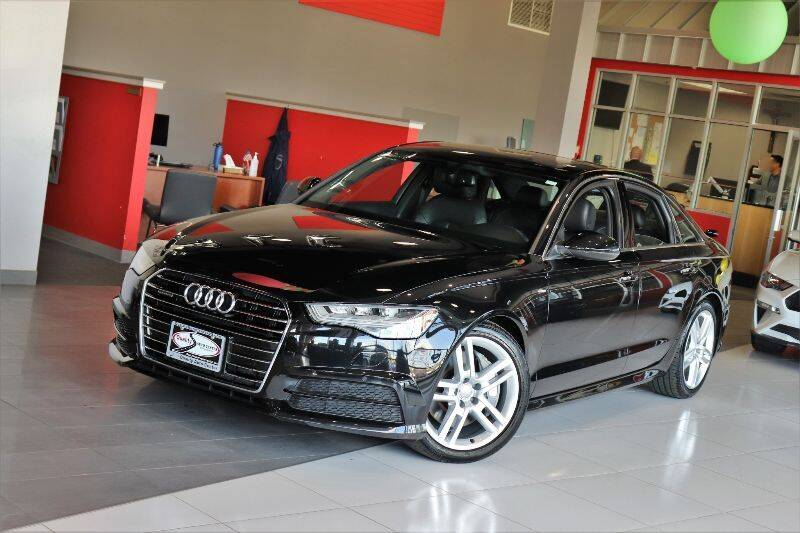 2017 Audi A6 for sale at Quality Auto Center in Springfield NJ