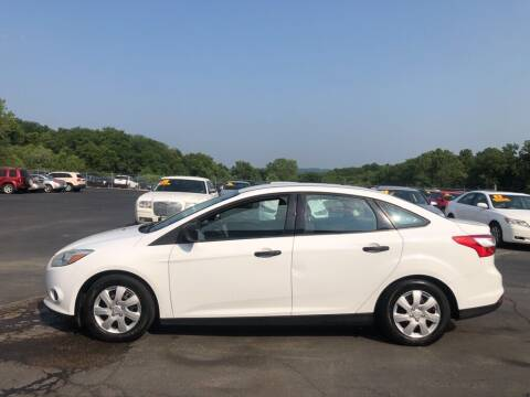 2013 Ford Focus for sale at CARS PLUS CREDIT in Independence MO