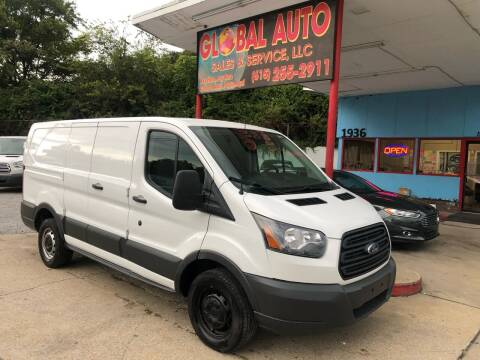 2018 Ford Transit Cargo for sale at Global Auto Sales and Service in Nashville TN