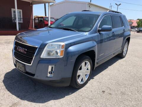 2011 GMC Terrain for sale at Decatur 107 S Hwy 287 in Decatur TX