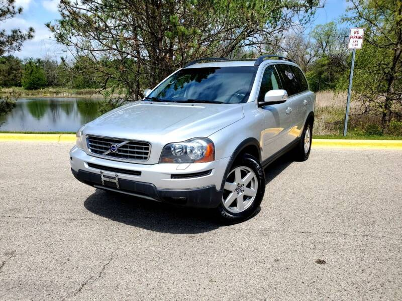 2007 Volvo XC90 for sale at Excalibur Auto Sales in Palatine IL