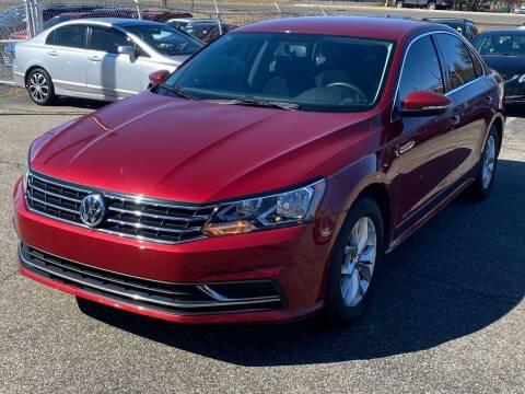 2016 Volkswagen Passat for sale at MAGIC AUTO SALES - Magic Auto Prestige in South Hackensack NJ