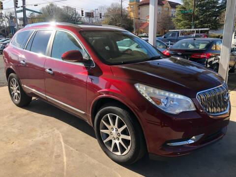 2015 Buick Enclave for sale at Auto Smart Charlotte in Charlotte NC