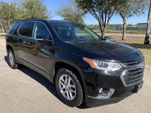 2019 Chevrolet Traverse for sale at Prestige Motor Cars in Houston TX