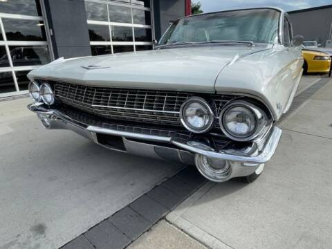 1961 Cadillac DeVille for sale at Classic Car Deals in Cadillac MI