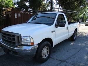 2002 Ford F-250 Super Duty for sale at Inspec Auto in San Jose CA