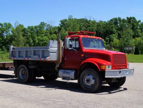 1990 International 4900 for sale at KA Commercial Trucks, LLC in Dassel MN