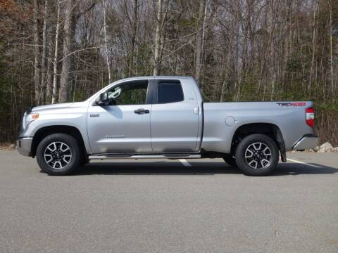 2014 Toyota Tundra for sale at Auto Mart in Derry NH