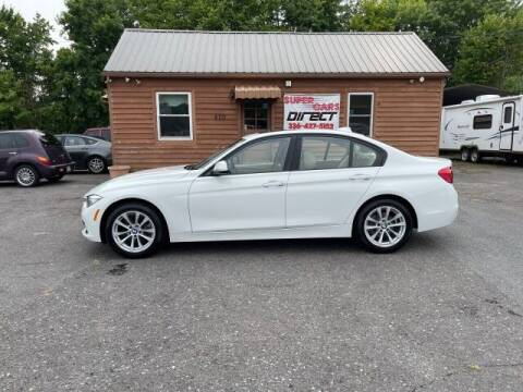 2016 BMW 3 Series for sale at Super Cars Direct in Kernersville NC