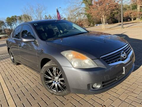 2009 Nissan Altima for sale at JES Auto Sales LLC in Fairburn GA