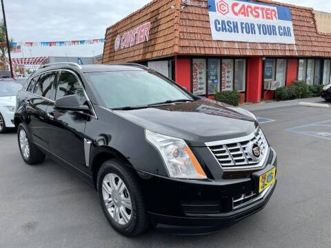 2014 Cadillac SRX for sale at CARSTER in Huntington Beach CA